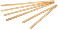 Набор размешивателей Krafteco Деревянный 140мм (1000шт) -
