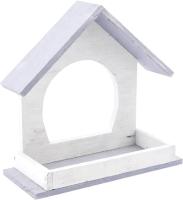 Кормушка для птиц Дарэленд Конфетти / RP85047 (серый) -