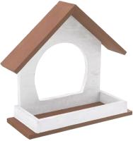 Кормушка для птиц Дарэленд Конфетти / RP85048 (палисандр) -