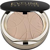 Пудра компактная Eveline Cosmetics Celebrities Beauty минеральная №20 (9г) -