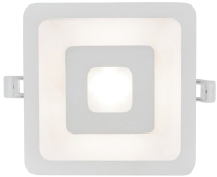 Точечный светильник Arte Lamp Canopo A7245PL-2WH -