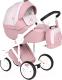 Детская универсальная коляска Adamex Luciano 2 в 1 (Q220) -