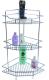 Полка для ванной Metlex МХ0792 (угловая) -