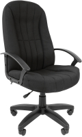 Кресло офисное Chairman Стандарт СТ-85 (ткань 10-356 черный механизм) -