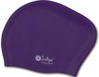 Шапочка для плавания Indigo 804 SC (фиолетовый) -