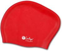 Шапочка для плавания Indigo 807 SC (красный) -