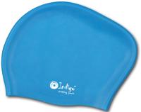 Шапочка для плавания Indigo 808 SC (голубой) -