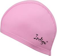 Шапочка для плавания Indigo IN048 (розовый) -