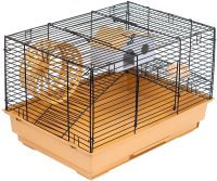 Клетка для грызунов Дарэленд Саша-1 / 4041беж-черн -