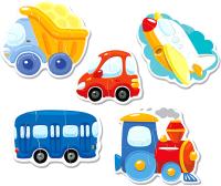 Набор пазлов Baby Toys Транспорт / 04118 -