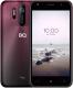 Смартфон BQ Fun BQ-5031G (вишнево-красный) -