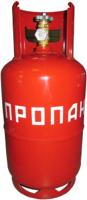 Газовый баллон бытовой Novogas НЗ 236.00.00 (12л, с ВБ-2) -