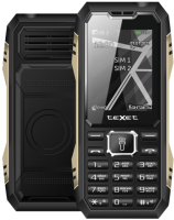 Мобильный телефон Texet TM-D424 (черный) -