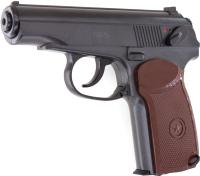 Пистолет пневматический BORNER Макаров / PM49 (4.5мм) -