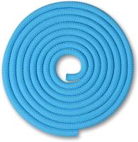 Скакалка для художественной гимнастики Indigo SM-121 (2.5м, голубой) -