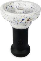 Чаша для кальяна Orden Donatello / AHR02136 (матовый белый ) -