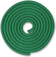 Скакалка для художественной гимнастики Indigo SM-121 (2.5м, зеленый) -