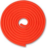 Скакалка для художественной гимнастики Indigo SM-121 (2.5м, коралловый) -