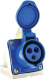Розетка кабельная ETP 67401 -