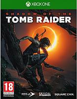 Игра для игровой консоли Microsoft Xbox One Shadow of the Tomb Raider -