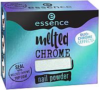 Втирка для ногтей Essence Melted chrome nail powder тон 02 (1г) -