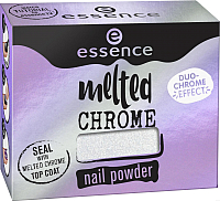 Втирка для ногтей Essence Melted chrome nail powder тон 03 (1г) -