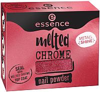 Втирка для ногтей Essence Melted chrome nail powder тон 04 (1г) -