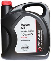 Моторное масло Nissan 10W40 / KE90099942VA (5л) -