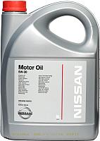 Моторное масло Nissan 5W30 / KE90099943R (5л) -