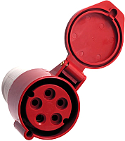Розетка кабельная EKF PS-225-32-380 -