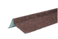 Планка ветровая Технониколь Для черепицы с гранулятом 619979 (красно-коричневый) -