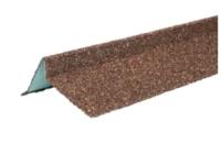 Планка ветровая Технониколь Для черепицы с гранулятом 619980 (бронзовый) -
