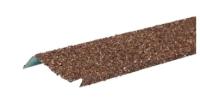Планка ветровая Технониколь Для черепицы с гранулятом 619986 (бронзовый) -