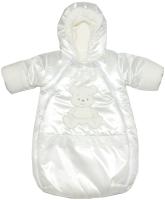 Комбинезон детский Осьминожка Мишка-малышка / К22 (белый) -