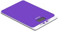 Кухонные весы Kitfort KT-803-6 (фиолетовый) -