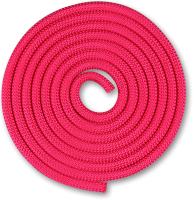 Скакалка для художественной гимнастики Indigo SM-121 (2.5м, фуксия) -