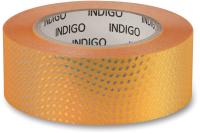 Обмотка для гимнастического снаряда Indigo Snake IN303 (желтый/золото) -