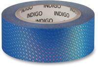 Обмотка для гимнастического снаряда Indigo Snake IN303 (синий/золото) -