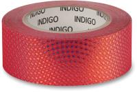 Обмотка для гимнастического снаряда Indigo Snake IN303 (фуксия/золото) -
