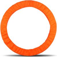 Чехол для гимнастического обруча Indigo SM-084 (оранжевый) -