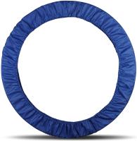 Чехол для гимнастического обруча Indigo SM-084 (синий) -