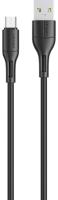 Кабель Usams U68 Micro / US-SJ502 (1м, черный) -