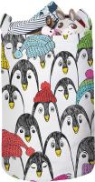Корзина JoyArty Пингвиний холод / toba_11875_L -
