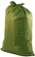Мешок для строительного мусора Саморезик ПП КД 55x95см (зеленый) -