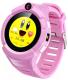 Умные часы детские Smart Baby Watch GW600 (розовый) -