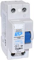 Устройство защитного отключения ETP 2P-16А-30мА (электромеханическое) -