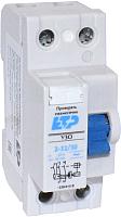 Устройство защитного отключения ETP 2P-40А-30мА (электромеханическое) -