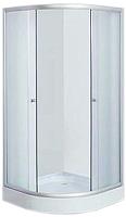 Душевой уголок Fiinn 107 80x80 (тонированное стекло) -