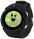 Умные часы детские Smart Baby Watch GW600 (черный) -