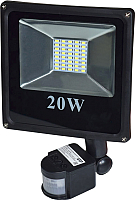 Прожектор ETP 6000K IP65 20W (с датчиком движения) -